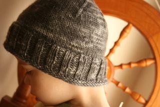 Grey beanie 3