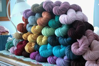 Yarn-Pile