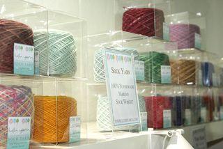 Sock-yarn